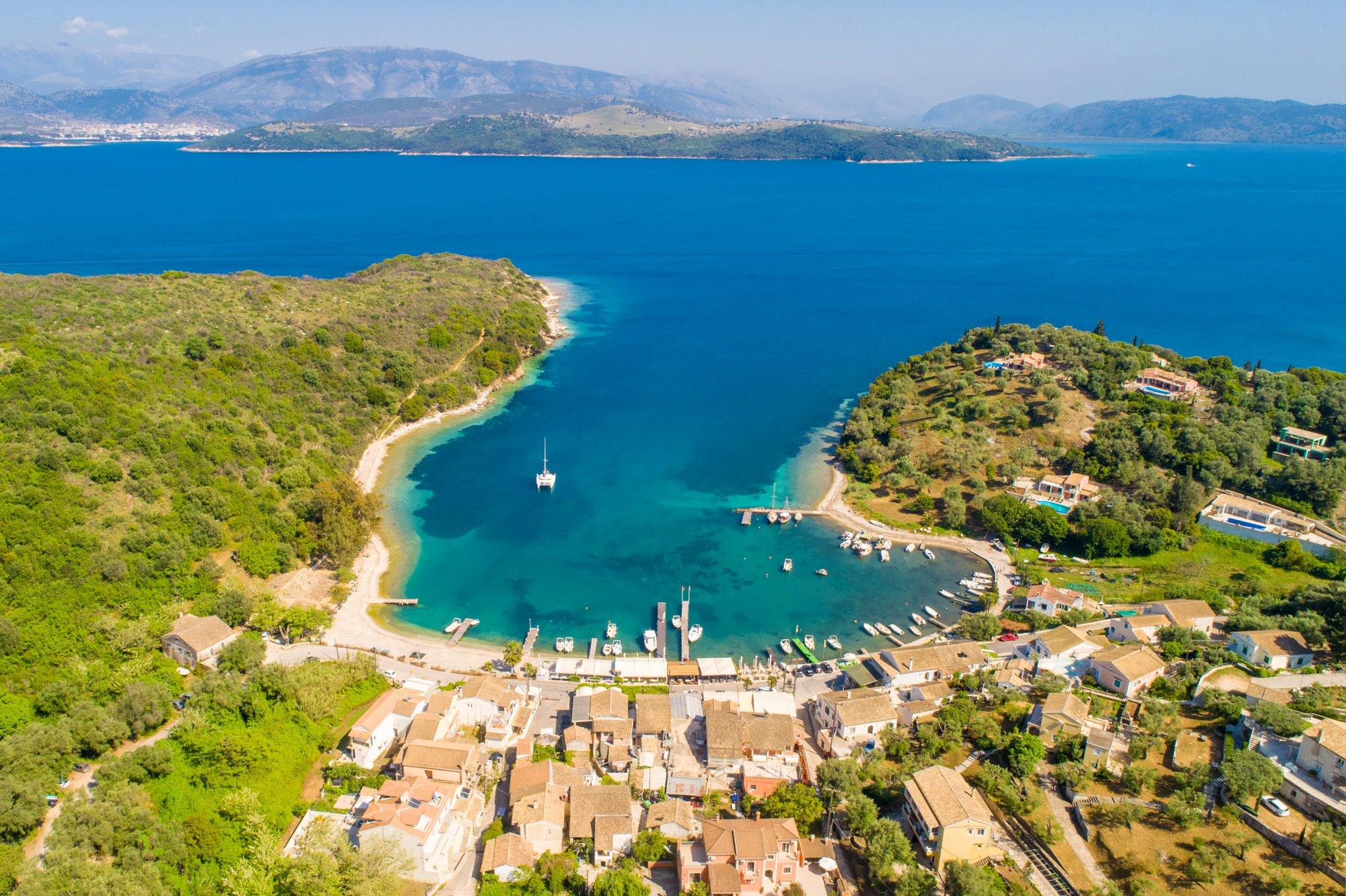 Corfu, Sfakera