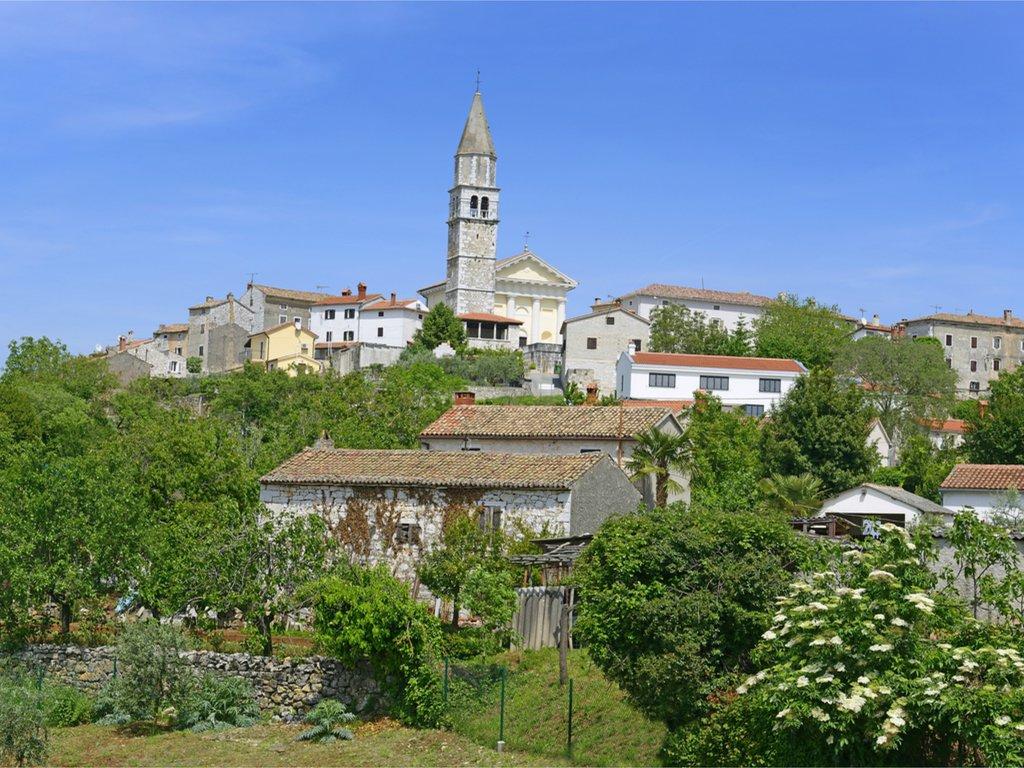 Istria, Svetvincenat